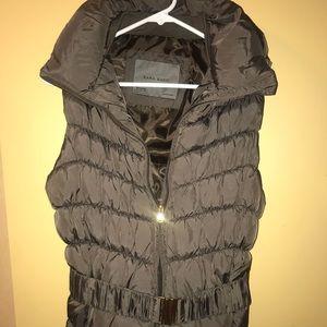 Zara Basic Puffer Vest